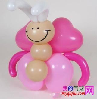 魔术气球造型作品